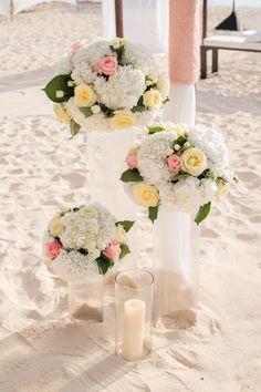 Cayman Wedding Beach