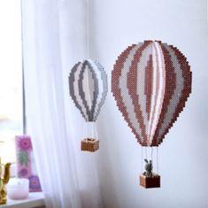 Perler   Anja Takacs Perler Bead Art, Hama Beads 3d, Pearler Beads, Fuse Beads, Pony Bead Patterns, Hama Beads Patterns, Beading Patterns, Beach Items, Melting Beads