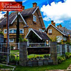 Uma lindo condomínio em #Gramado! Quem quer morar aqui? :) #dicasdegramado #moraremgramado #serragaucha #condominio