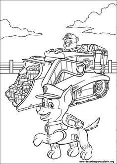 50 Paw Patrol Printable Coloring Pages For Kids Find On Book Thousands Of