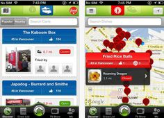 Best Apps for Discovering New Places to Eat - http://mashable.com/2012/07/24/apps-for-finding-food/#