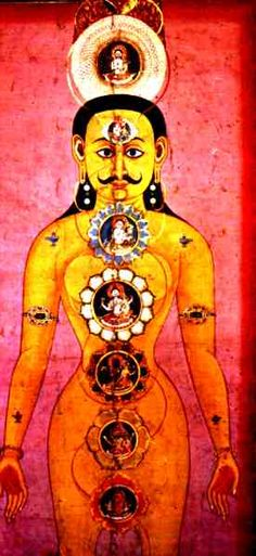 Vedic chakras