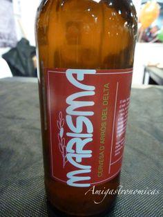 Probamos la primera cerveza elaborada con arroz del Delta del Ebro