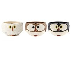 Look what I found at UncommonGoods: owl mug... for $18 #uncommongoods