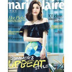 "Charlene Choi (@choisaaaa) on Instagram: ""Marie Claire Jun issue 2017 ☀️ @marieclaire_hk  Make-up: @nataliesooki  Hair: @heibiebie 😘"""