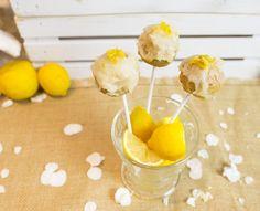 Best healthy lemon cake pop recipe!!! Tone It Up!