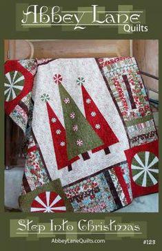 Christmas Tree Quilt Pattern, Christmas Applique, Christmas Sewing, Christmas Christmas, Christmas Crafts, Christmas Quilting Projects, Christmas Patchwork, Christmas Blocks, Christmas Placemats