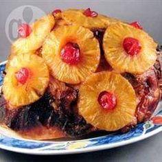 Tender com abacaxi I @ allrecipes.com.br