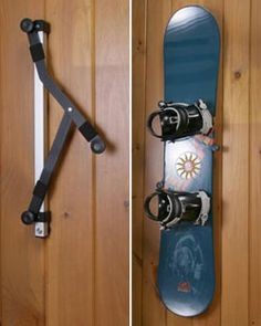 Bordz-Up Snowboard Display Storage Rack Skateboard Storage, Board Stand, Ski Rack, Ski Decor, Gifts For Photographers, Square Photos, Wakeboarding, Storage Rack, Taking Pictures