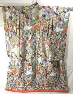 Uchikake #291210 Kimono Flea Market Ichiroya