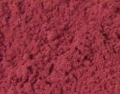 Beet Root Powder 2 oz Natural Colorant. This seller on eBay has lots of DIY mineral and plant based cosmetic items, from pigments (mica, iron oxide, chrome oxide) to standard, slim and oval tubes, mango butter and cocoa butter as well as animal based products (lanolin, beef tallow, and other stuff I don't touch).  I'll review when my order arrives (this powder & slim tubes). If good, I plan to order other items.