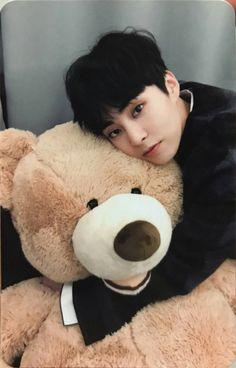 "[SCAN] #EXO Photocard - ""Universe"" #XIUMIN"