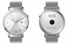 Android Wear might be coming to a wrist near you for a little over $100 in the form of ELE Watch.. #smartwatch #androidwear #wearables