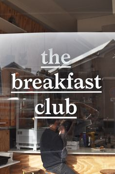 the breakfast club Amsterdam Hotspot