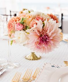 Budgeting for the Wedding? Here's How to Save Big   Photo by: Harrison Studio   TheKnot.com