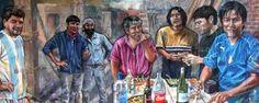 Ricardo Fernandez, Arte, Pinturas, Galerías, Premios, Distinciones, Exposiciones, Notas de Prensa