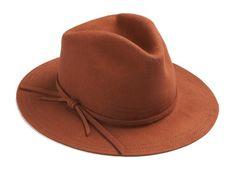 Wide-brim fedora from San Diego Hat Company