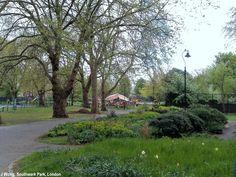 Southwark Park, London