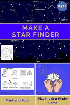 Astronomy Crafts, Astronomy Quotes, Astronomy Tattoo, Astronomy Stars, Astronomy Pictures, Constellation Activities, Constellation Craft, Space Activities For Kids, Steam Activities