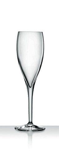 Foot Flute Glass 14cl Dream Bottom Pique Ref 176Luigi 1031702Set of 6 * Want additional info? Click on the image.