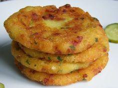 Pljeskavice od krompira i feta sira - Ideje Za Rucak