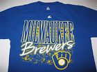 For Sale: Milwaukee Brewers MLB T-shirt Size Large - See More At http://sprtz.us/BrewersEBay