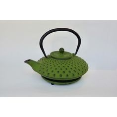 Japanese Style Teapot ($80) ❤ liked on Polyvore featuring home, kitchen & dining, teapots, handmade teapot, tea-pot, japanese tea pot, tea pot and japanese teapot