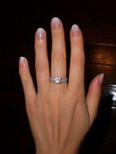 calgel gradation manicure