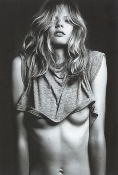 Our Woman MAGDALENA FRACKOWIAK (Man About Town)