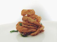 Nuevo año, nuevas recetas. En esta oportunidad Aritos de cebolla caseros. ¡A COCINAR!  >>> www.cookingpapas.blogspot.com