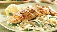 Chicken+Caesar+'N+Pasta+Dinner