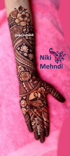 Latest Bridal Mehndi Designs, Modern Mehndi Designs, Mehndi Images, Hand Henna, Hand Tattoos, Movies, Instagram, Mehndi Pictures, Films