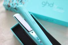 GHD straightener in tiffany blue ♥