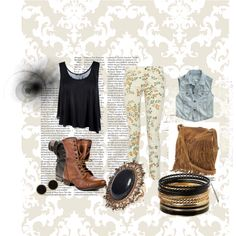 Trendy, created by smepley on Polyvore