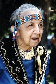 Dr. Gladys Iola Tantaquidgeon (June 15, 1899 – November 1, 2005) (Mohegan) was a Tribal Medicine Woman,[1] anthropologist, author, tribal council member, and elder