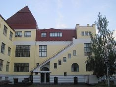 School in Oulu, Finland