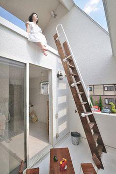 Montblanc House - contemporary - patio - Kentaro Kurihara