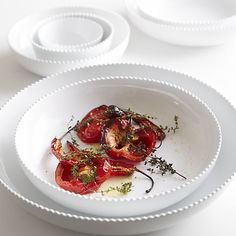 1000 images about white dishes on pinterest dinnerware - Crate and barrel espana ...