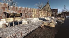 This is my personal Sanctuary Hills build. Fallout Mods, Fallout 4 Settlement Ideas, Nuka World, Roof Boards, Vault Tec, Shooting Targets, Fall Out 4, Water Resources, Prefab