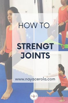 Are you worry to hurt your knees or wrist while working out? This routine is designed to help you get strength in your joints to avoid injuries Beginner Workout At Home, Workout For Beginners, At Home Workouts, No Worries, Routine, It Hurts, Strength, Exercise, Learning
