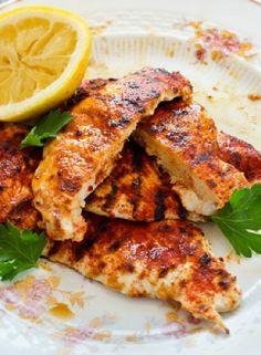 Low FODMAP Recipe and Gluten Free Recipe - Lightly spiced chicken http://www.ibssano.com/low_fodmap_recipe_lightly_spiced_chicken.html
