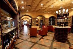 One of my favorite places to visit is The Wine Room in downtown Winter Park, FL. They have tons of wine in chilled automatic dispensers divided by type and it's a great place to hang out with my friends and chillax