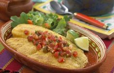 Spicy Mexican Fish