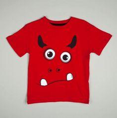 Cute Monster Tee - Monstreet Toddler Boys - Events