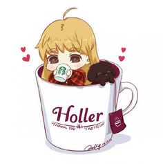 [#Fanart] #Taeyeon #Holler #Ginger by Jelly