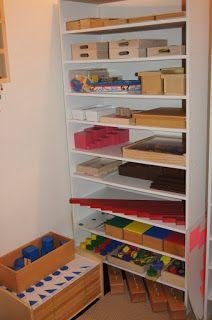 """Making Montessori Ours"": School Room Update"