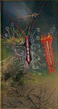Aeroflower, 1942 - Jimmy Ernst