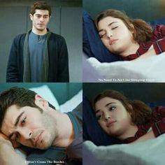 This scene 😭😭😭 Cute Love Stories, Love Story, Murat And Hayat Pics, Fiction Stories, Hande Ercel, Bad Timing, Turkish Actors, Best Couple, Beautiful Actresses
