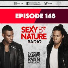 """Check out """"SJRM SBN RADIO 148"""" by Sunnery James & Ryan Marciano on Mixcloud"""