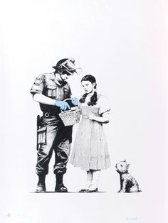 | Banksy | British | 'Stop and Search' | Edition of 500 | 76 x 56 cm |
